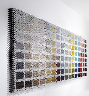 Picture of Colour Chart